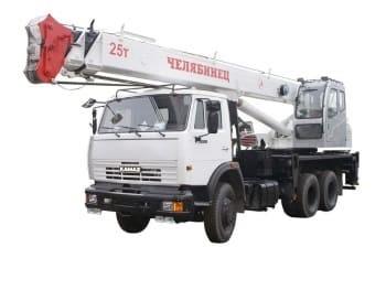 Автокран - КС-45721-21