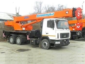 Автокран - КС-55713-6К-1