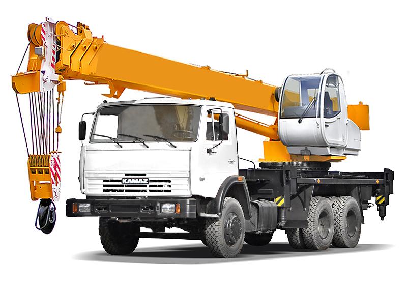 Автокраны г/п 30 тонн