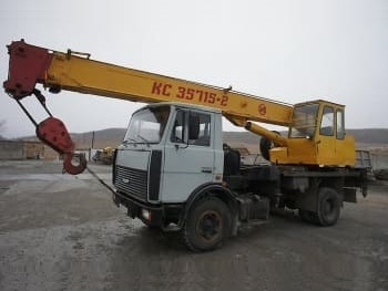 Автокран - КС-35715-2