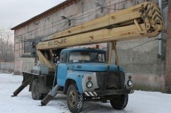 Автовышка - ВС – 22МС