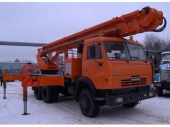 Автовышка - АПТ 35