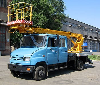 Автовышка - АП 15
