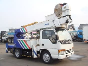 Автовышка - Aichi SN-140