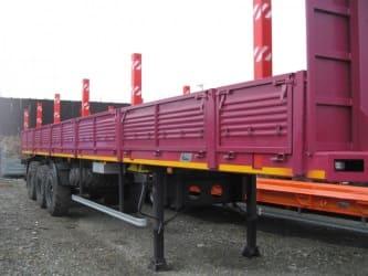 Бортовые автомобили - ЧМЗАП-99065