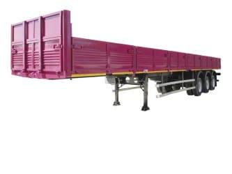 Бортовые автомобили - ЧМЗАП 99065-030-К1