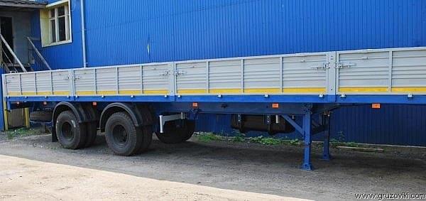Бортовые автомобили - МАЗ 938662-042