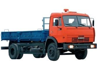 Бортовые автомобили - КАМАЗ 43253
