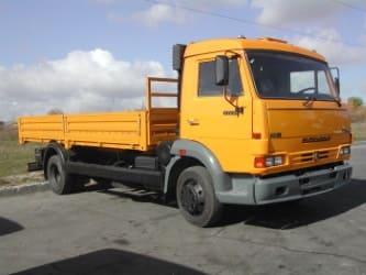 Бортовые автомобили - КАМАЗ 4308