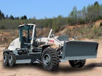 Автогрейдер - TG-250