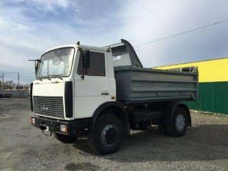Самосвал - МАЗ-5551А2-323