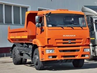 Самосвал - КАМАЗ 53605