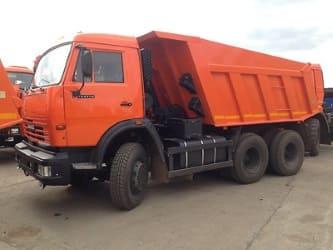 Самосвал - КАМАЗ 65115