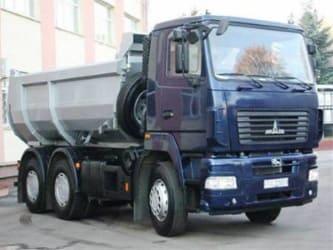 Самосвал - МАЗ-5516W4-420