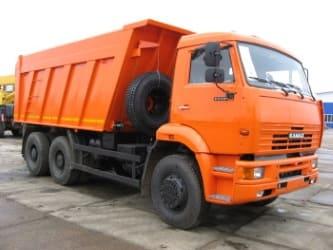 Самосвал - КАМАЗ 6520
