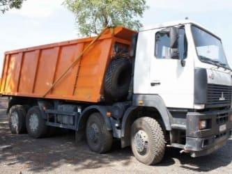 Самосвал - МАЗ 6516А8-321