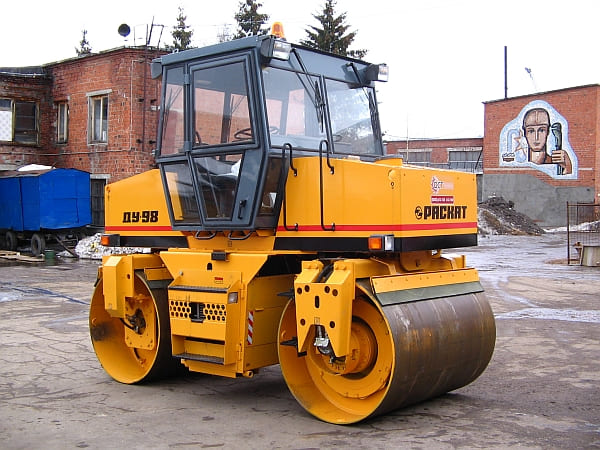 Виброкаток - ДУ-98
